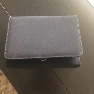 Stuart Weitzman Bags - Stuart weitzman black clutch with shoulder strap